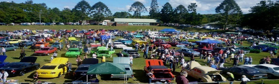 Muscle on the Mountain @ Maleny - plus cruise from Brisbane | Maleny | Queensland | Australia