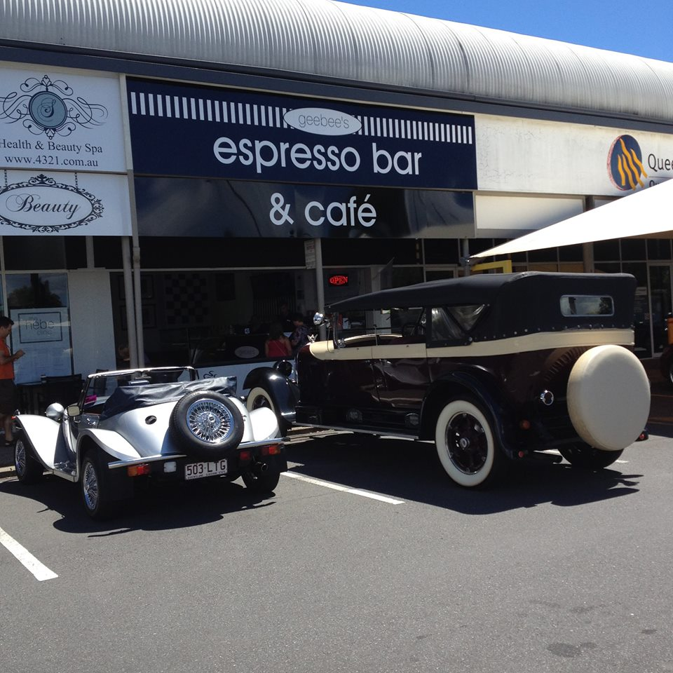 Coffee and Cars (and Cruise!) @ Gee Bee's Cafe | Cleveland | Queensland | Australia