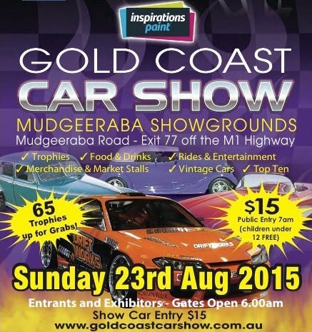 Gold Coast Car Show + Convoy Cruise @ Worongary | Queensland | Australia