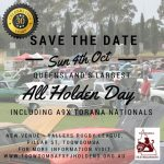 Toowoomba All Holden Day