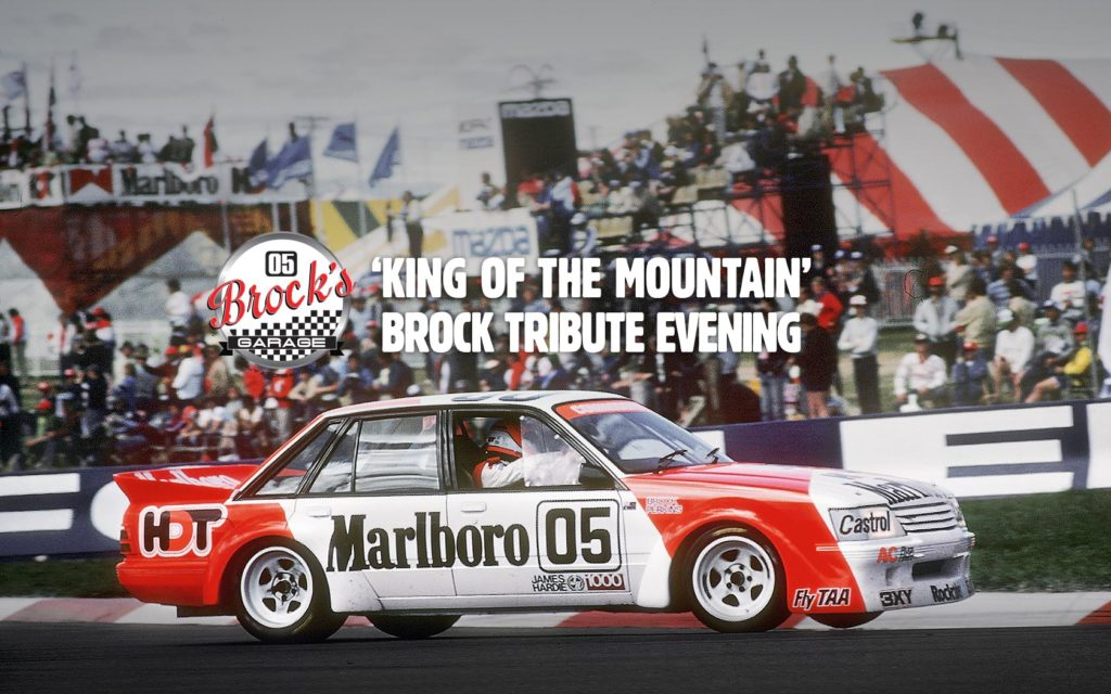 """King of the Mountain"" Brock Tribute Evening @ Dreamworld + Cruise from Loganholme 