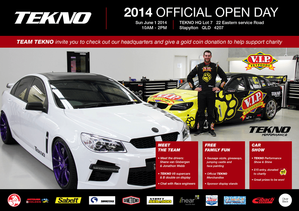 2014 Tekno Open Day